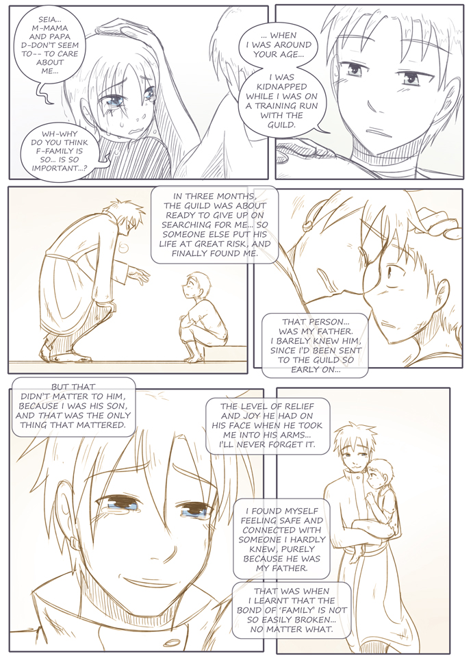 Side story: Unconditional, page 12