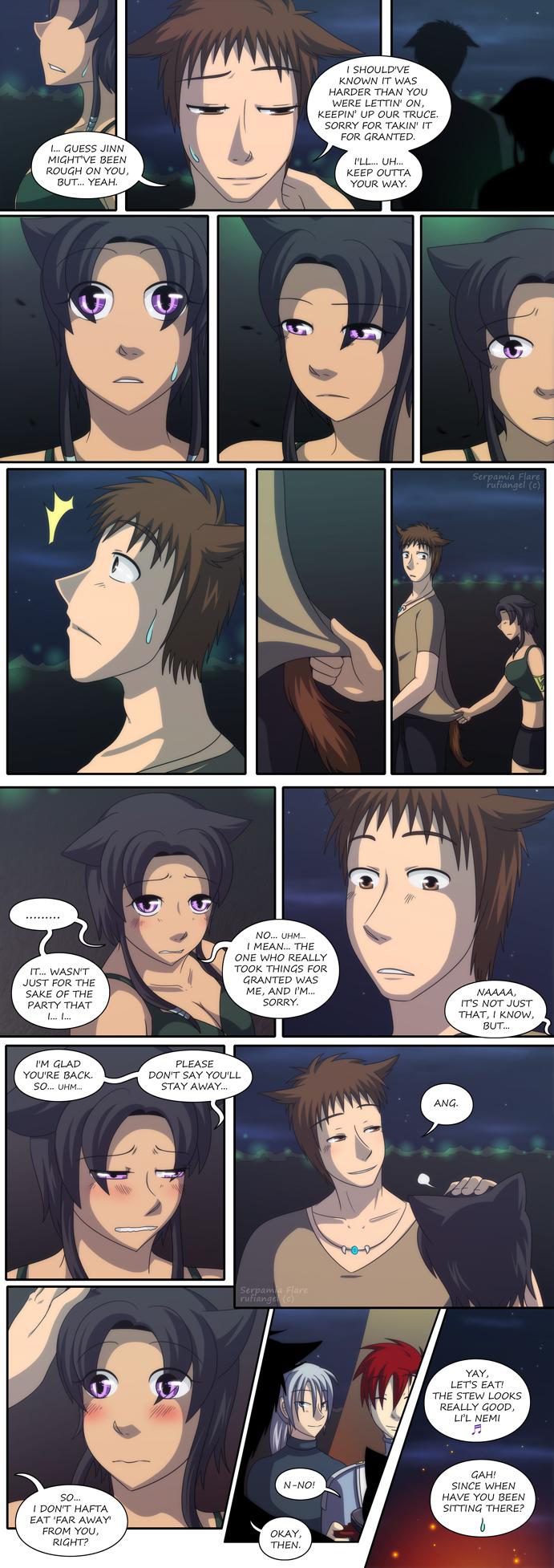 427- Nemi's Decision