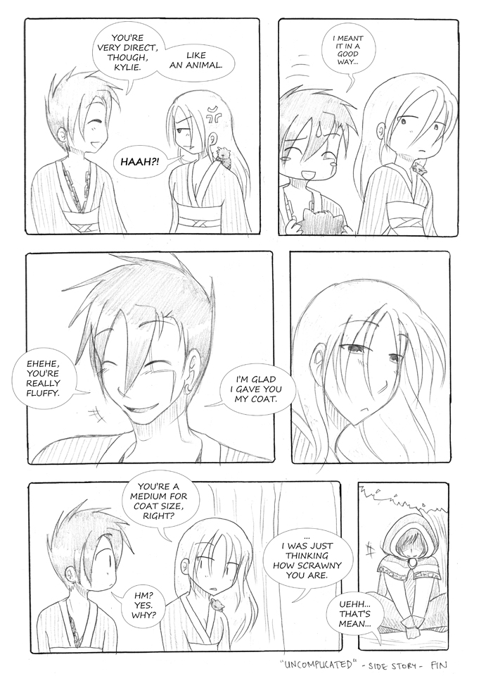 Side story: Uncomplicated, page 6