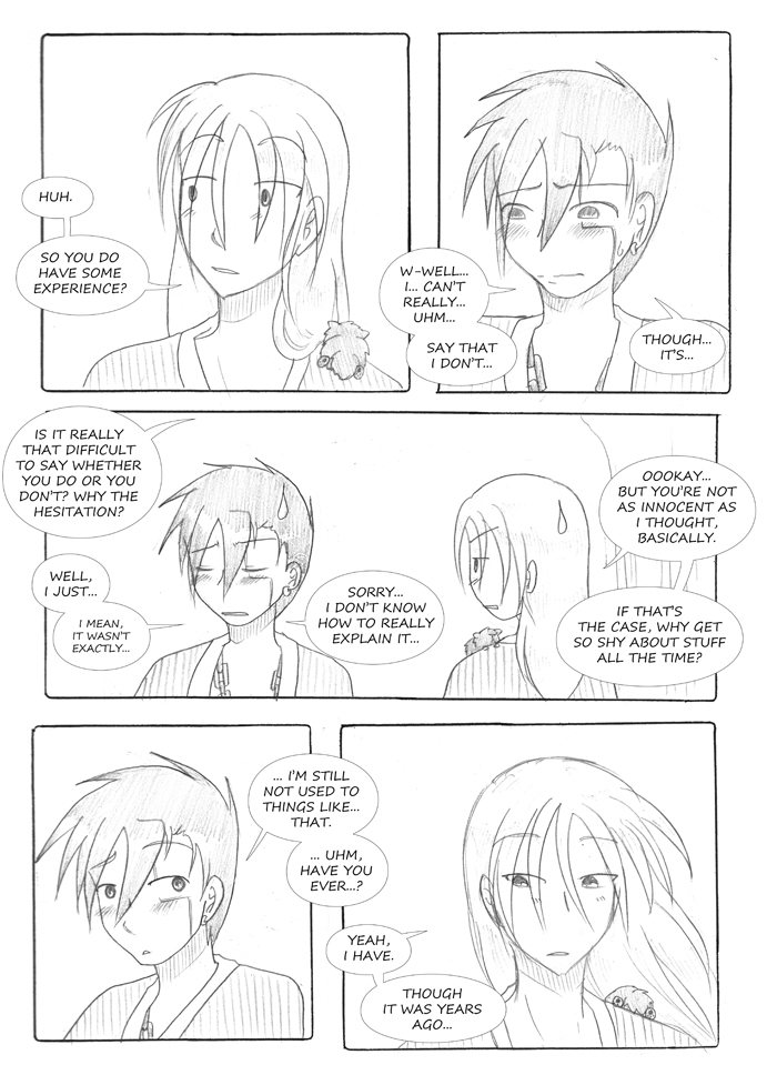 Side story: Uncomplicated, page 4